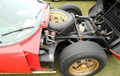 Lamborghini Miura SV Bertone 1971 2