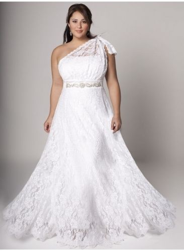Awesome Plus Size Vow Renewal Dresses