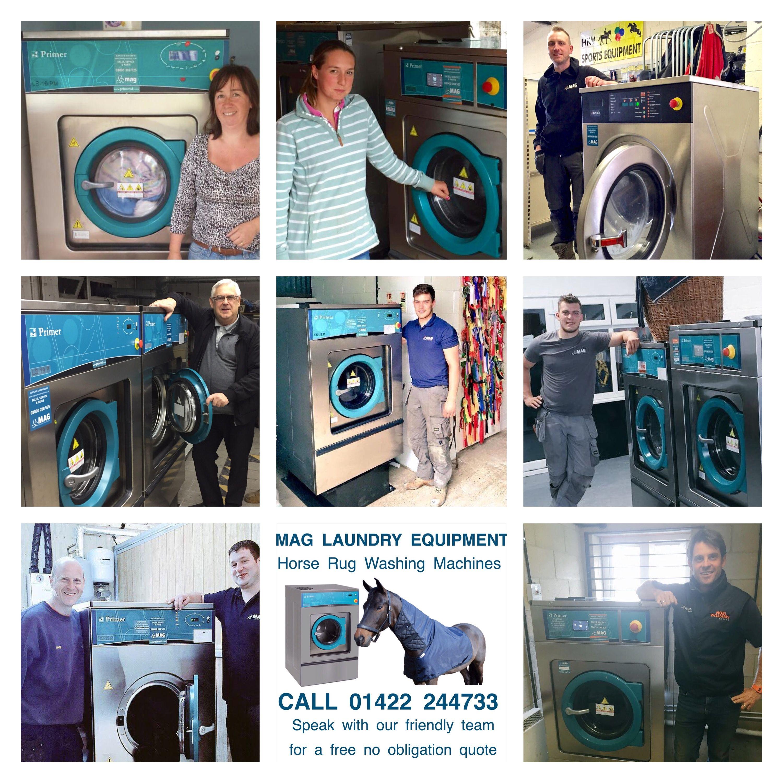 Equestrian Horse Rug Washing Machine Advert