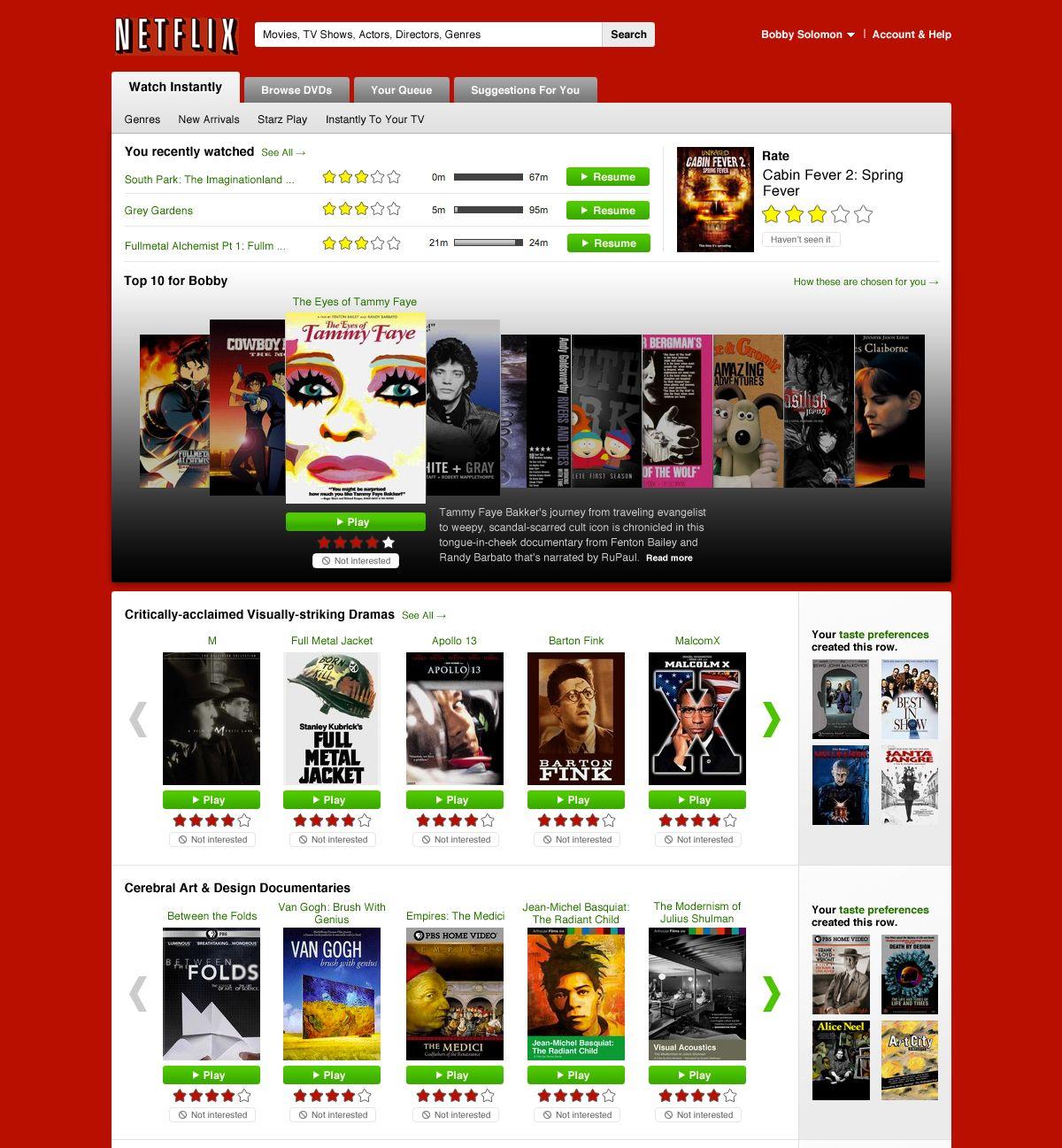 netflix website Netflix website, Netflix movies, Netflix