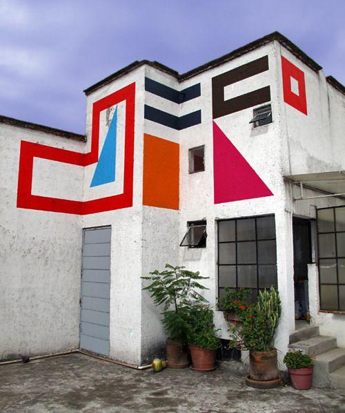 ELTONO – PUBLIC SPACE ARTIST › Espacios Flexibles, México