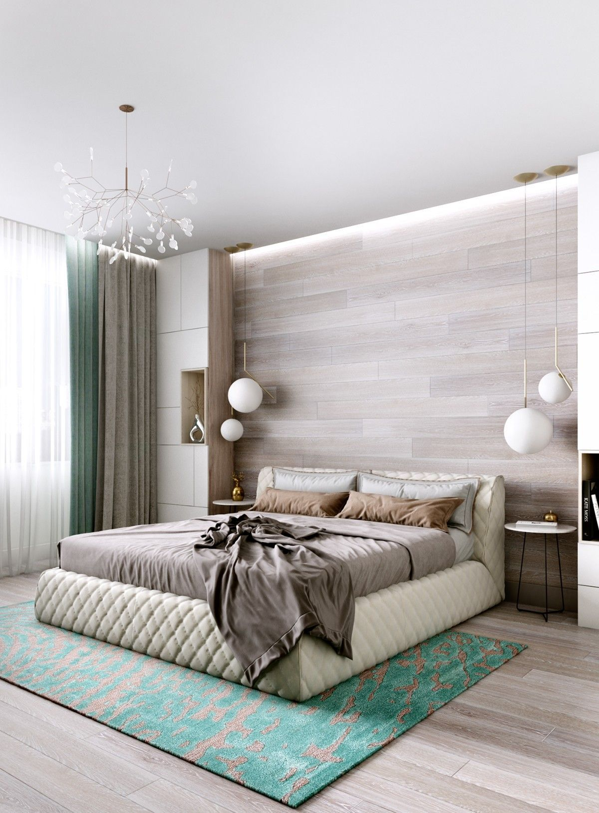 Master Bedroom Interior Design: Interior Design Inspirations For Your Luxury Bedroom