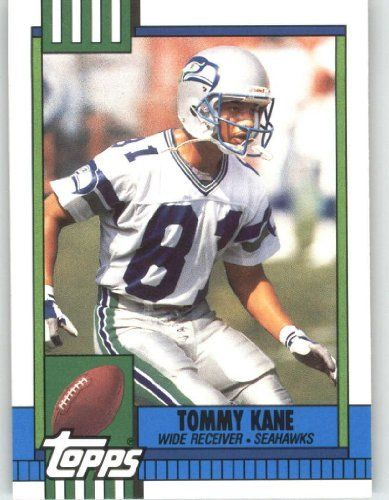 1990 Topps Traded 73t Tommy Kane Rc Seattle Seahawks Rc Rookie