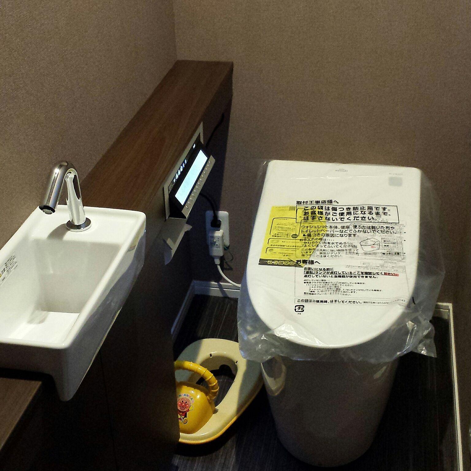 バス トイレ ネオレスト Toto手洗い器 自動水栓 ビルトインリモコンの