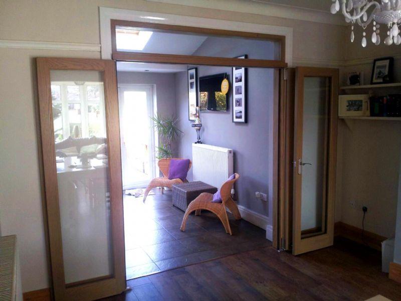 internal fold flat doors uk - Google Search | Doors | Pinterest | Doors