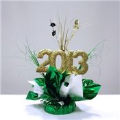 Brilliant Graduation Centerpiece On A Budgeting Graduation Party Home Interior And Landscaping Sapresignezvosmurscom