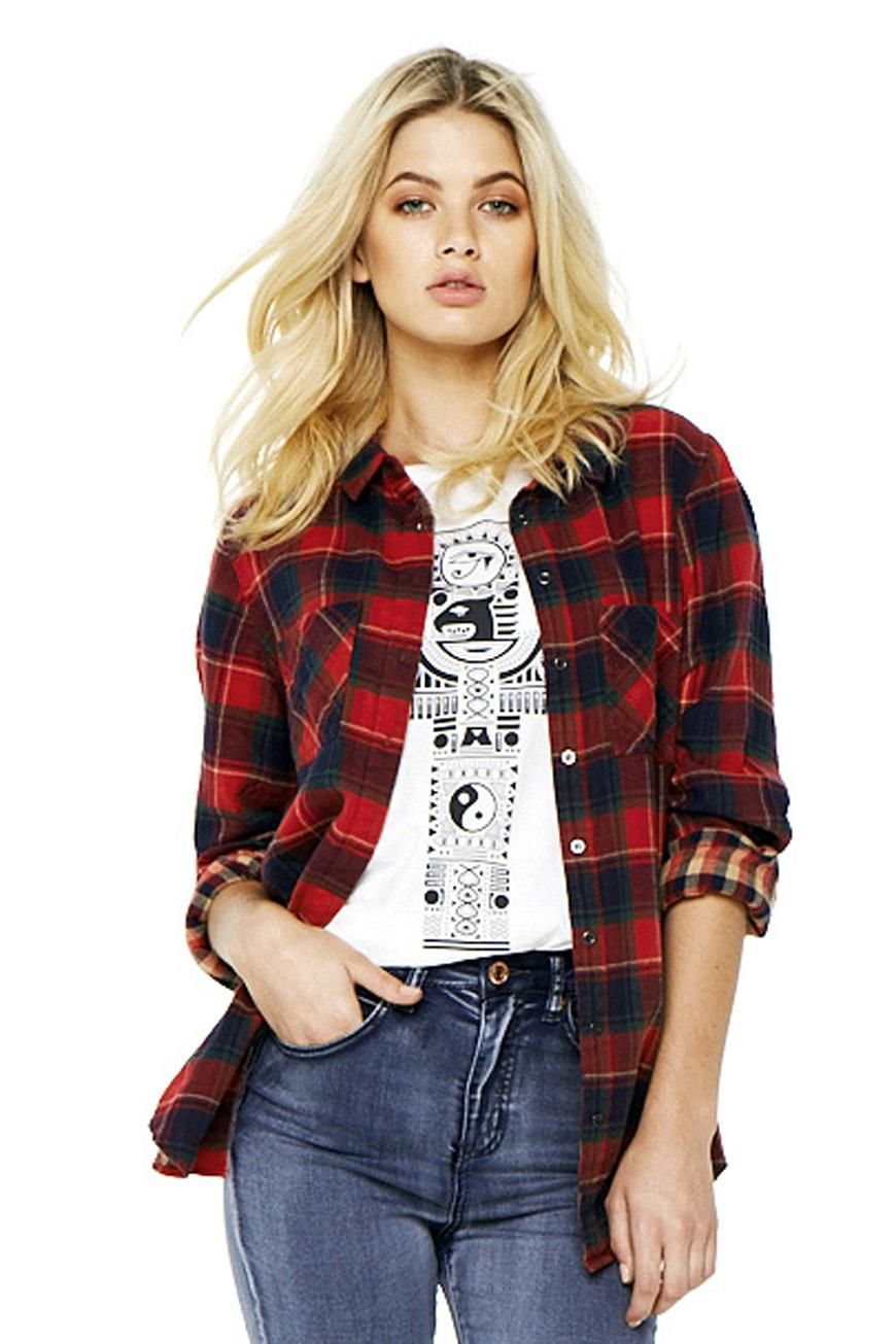 bf70cadc683 sabine check shirt | Cotton On | My Style | Kids outfits, Clothes, Women