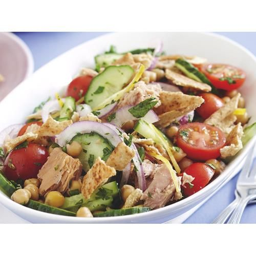 Lebanese tuna salad recipe   FOOD TO LOVE