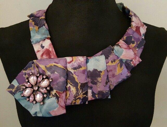 Custom designed neck wear