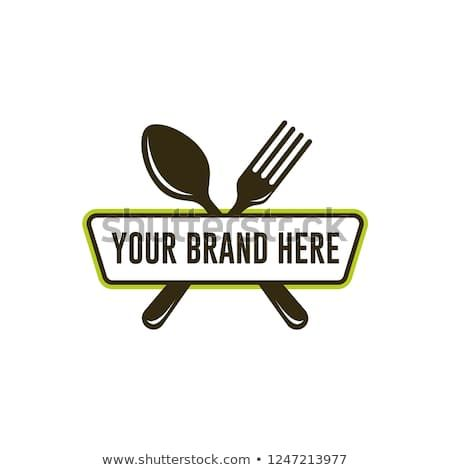 Spoon and Fork Restaurant Logo | Logo restaurant, Fork ...