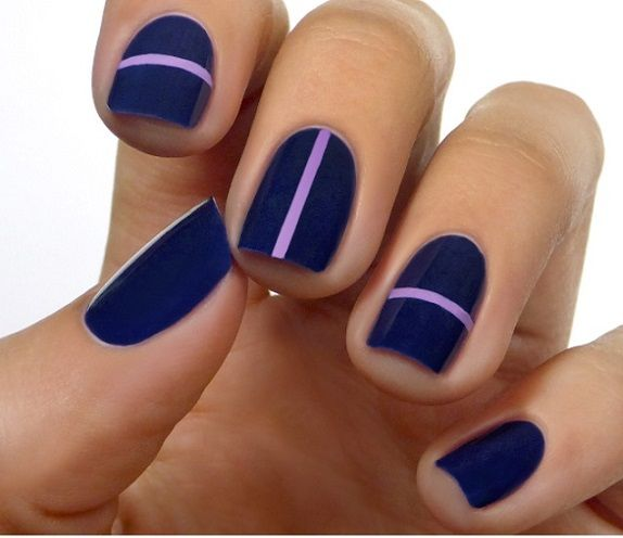 Decorando u as faciles nails pinterest decorar u as for Arreglo de unas sencillas