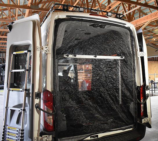 Camper Van Adventure Conversion Travel Explore Rv