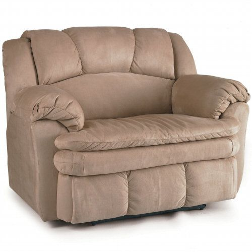 I Love These Huge Recliners