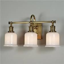 Photo of Well-appointed bathroom light – 2 lights