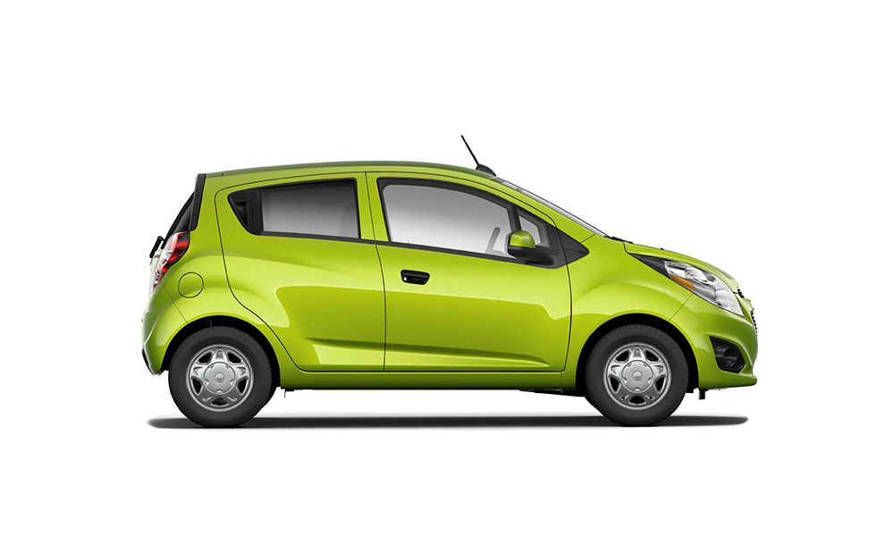 Bảng Giá Xe Chevrolet Spark Duo Van 2018 Mới Nhất | Vans