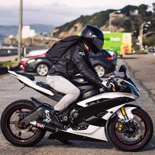 Follow Us If You Love Motorcycles
