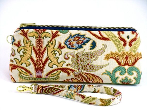 Museum Inspired #CellPhoneWallet & #Clutch by #RedTwigBags use code BLACKFRIDAY20 for 20% the entire shop. 11/28/14 only!