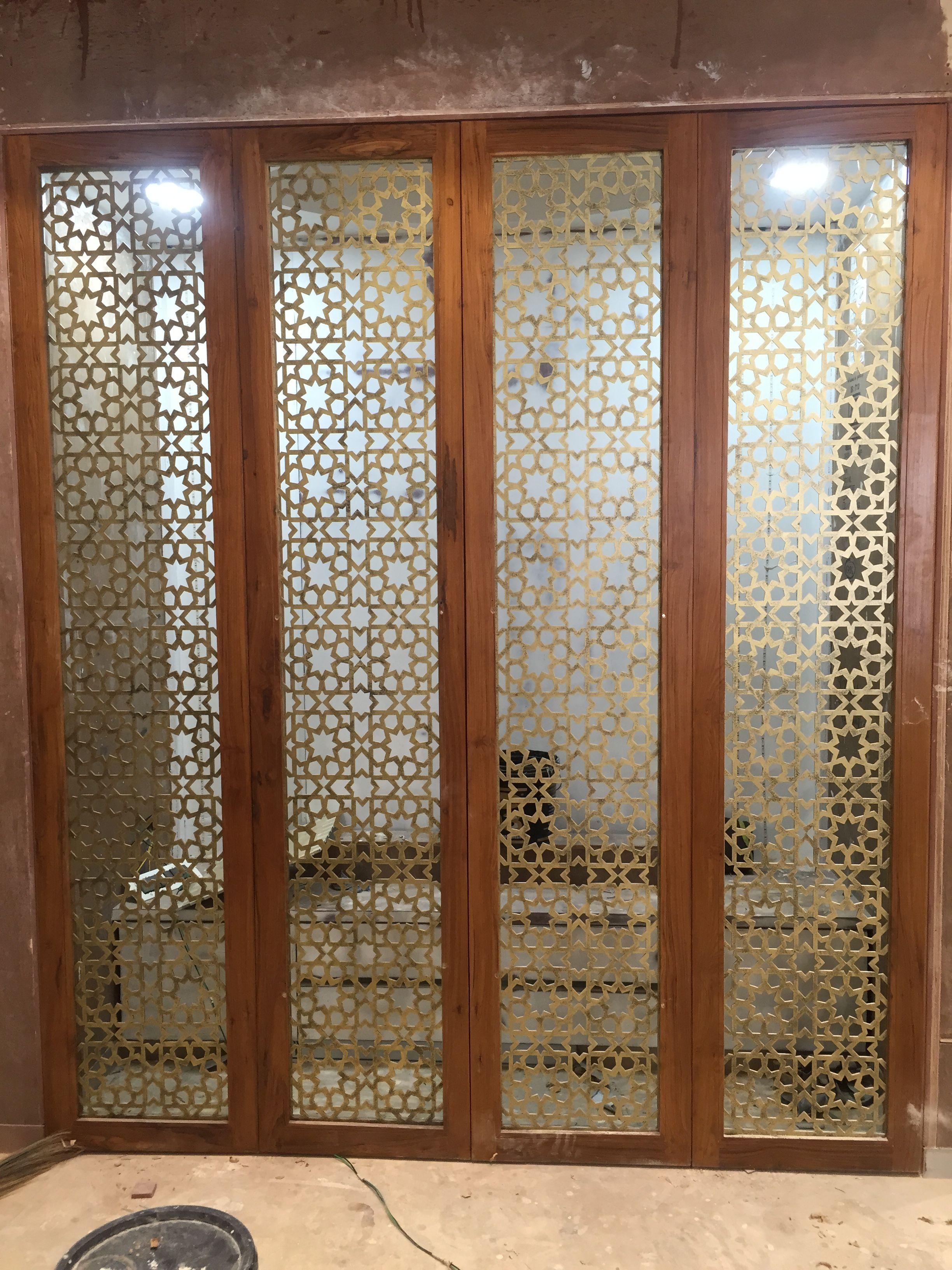 Pooja Room Door Design, Room Door