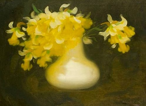 James Stuart Park Daffodils Late 19th - early 20th century