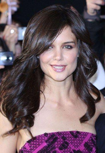 Katie Holmes Frisur Hair Extensions Haarverlängerung Star