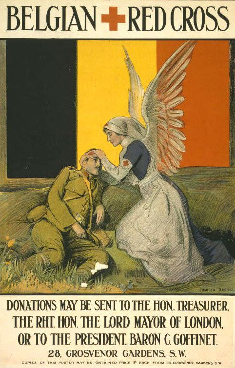 Women And Children In World War I Propaganda Posters The
