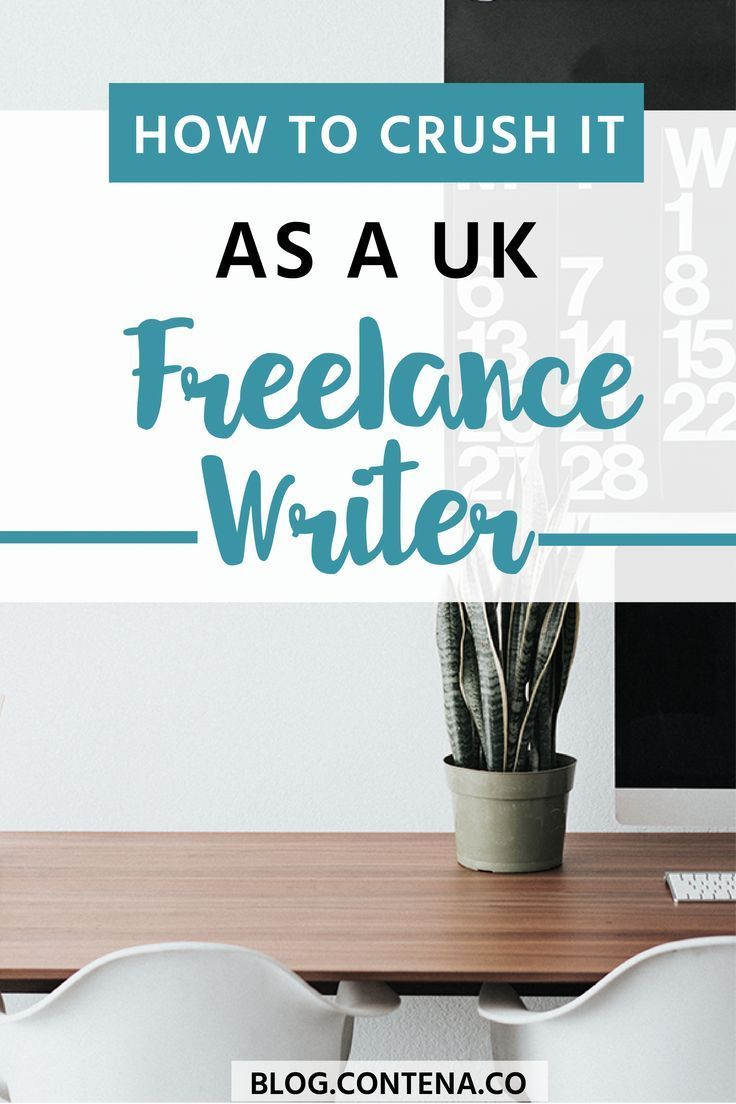 How to Crush It as a UK Freelancer Writing jobs