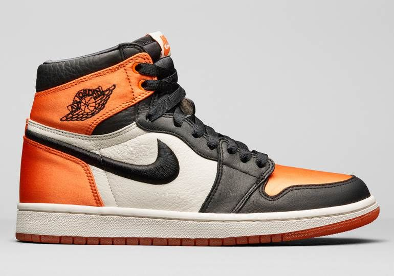 low priced 1b2a3 5f74a Official Images of the Air Jordan 1 Satin Shattered Backboard Have Landed