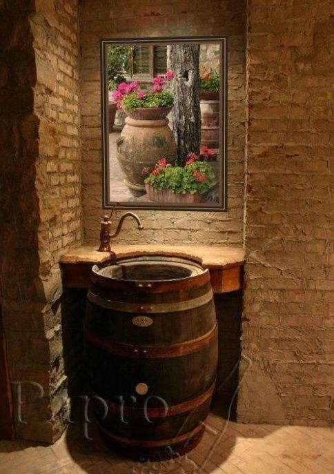 Charmant Barrel Reuse Ideas U2013 A DIY Home Décor | Decozilla
