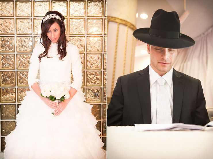 Orthodox Jewish Wedding Photography - Crown Heights, Brooklyn, New ...