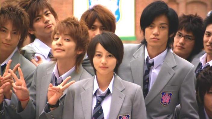 Hana Kimi الصورة 753 ألوفن Japanese Drama Hanazakari No Kimitachi E Japanese Movies
