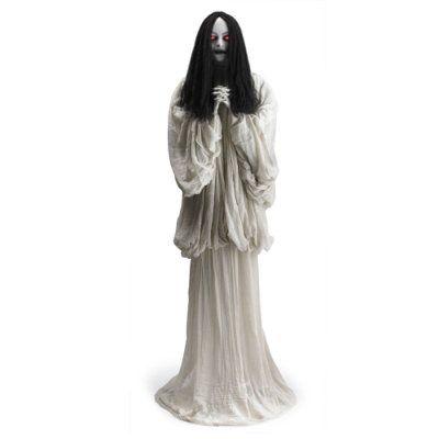 Life-size Haunting Helsa Halloween Figure Halloween Decor - life size halloween decorations