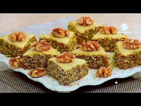 Recette : le gâteau aux noix - Les carnets de Julie - YouTube