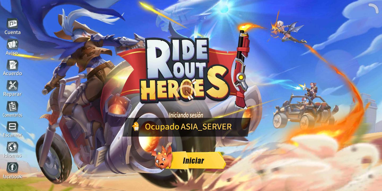 BillyÁngel games Hero, Gameplay, Riding