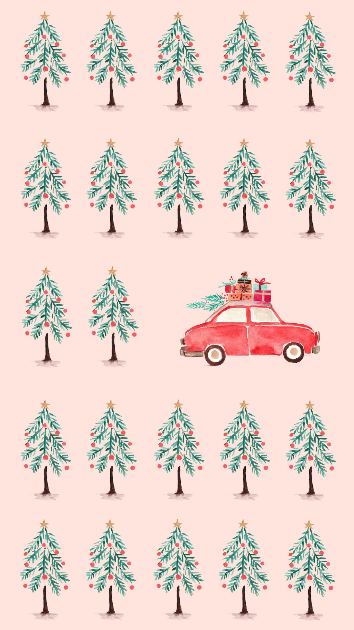 Fun And Free Holiday Winter Phone Wallpapers Christmas
