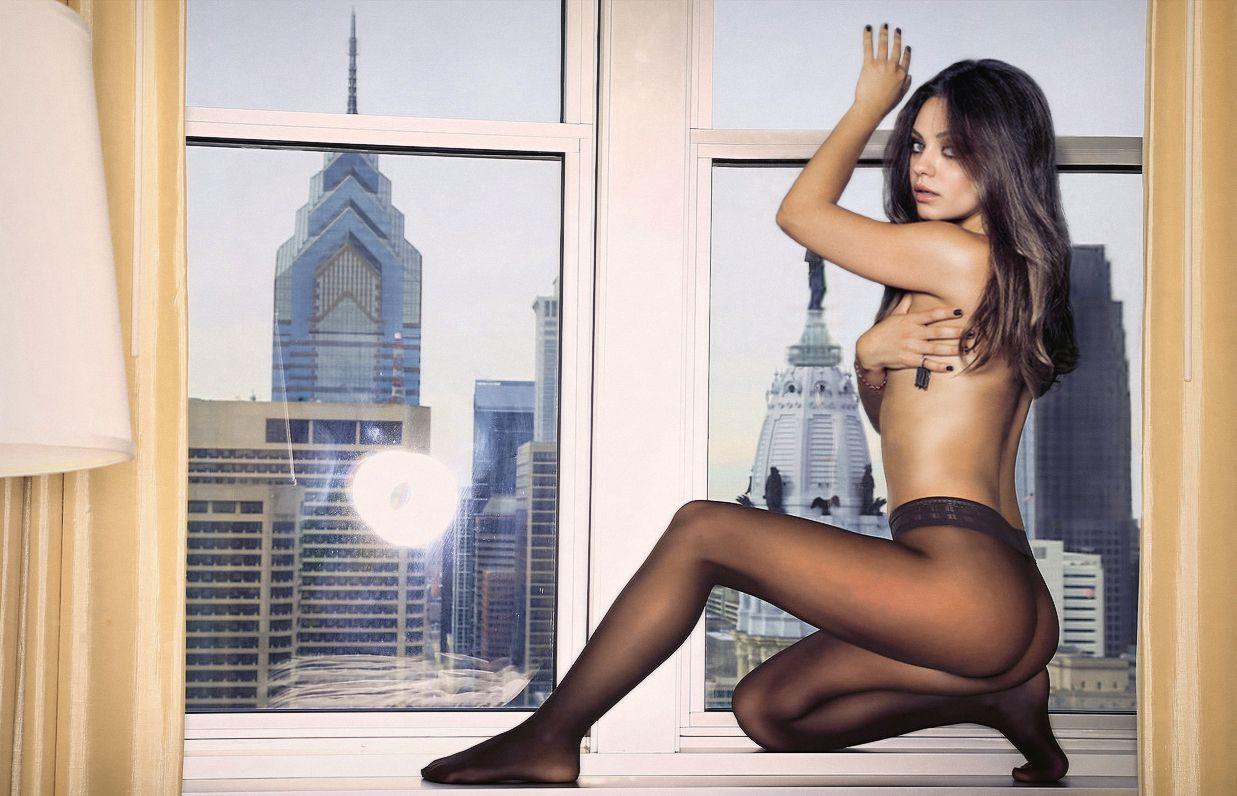 Hot milf mila kunis nude sexy photos