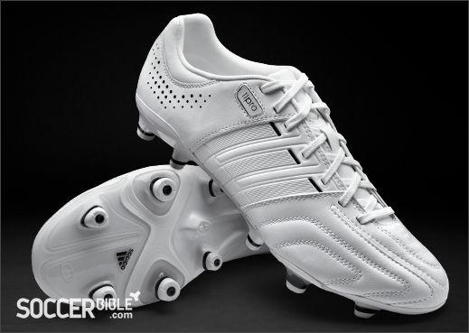 adidas adipure 11pro white