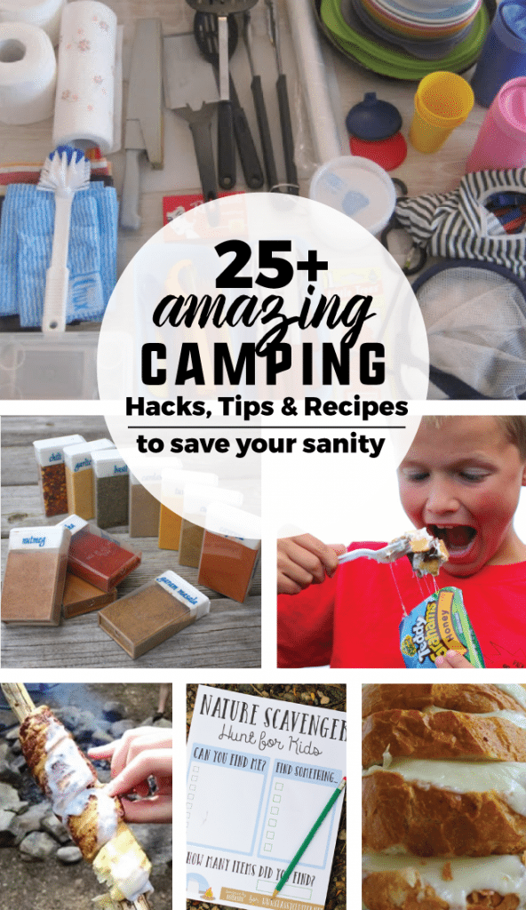 Photo of 25+ Amazing Camping Hacks