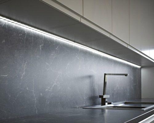 Plafoniere Per Scale : Lampade led a cm strisce per cucina stilluce store bergamo