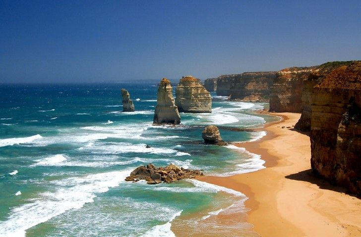 12 Apostles, Port Campbell National Park, Australia