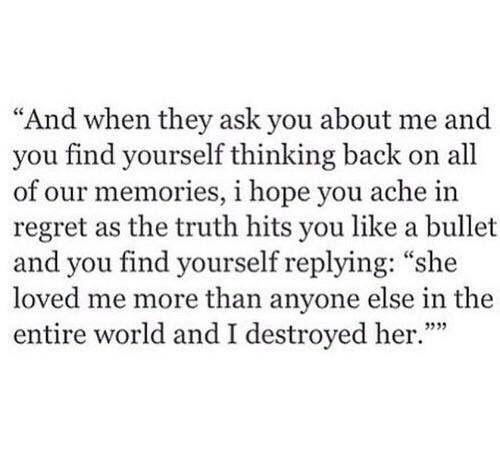 she took me back after i broke her heart