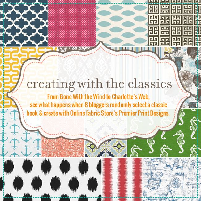Frankly My Dear Fabrics, Repurposing and Interiors