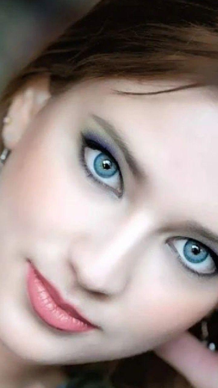 Pin de Thomas Frei en Eyes (con imágenes)  Belleza de cara, Ojos