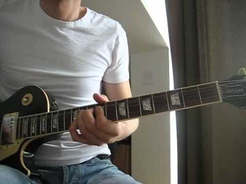 I Will Survive Cake Guitar Solo Youtube Guitar Solo Guitar Electric Guitar
