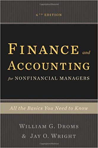 Finance and Accounting for Nonfinancial Managers: All the