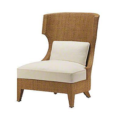 Mcguire Furniture-JACQUES GARCIA SORBONNE CHAIR | deco | Pinterest ...
