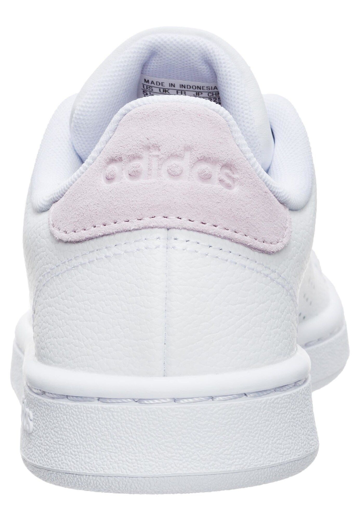 ADIDAS PERFORMANCE Sneaker 'Advantage' Damen, Rosa / Weiß ...