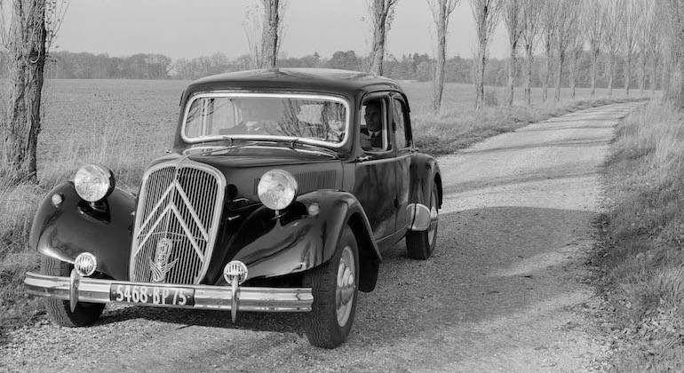 Viajes a través del tiempo: los Citroën familiares más recordados