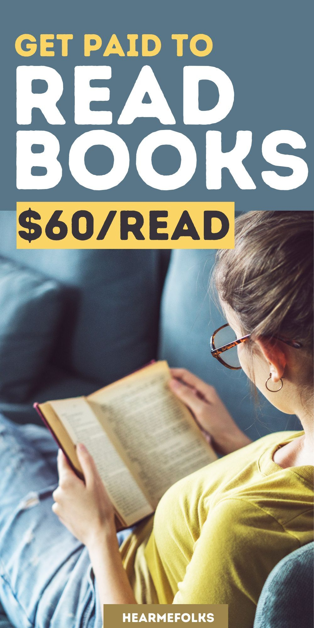 Get Paid to Read Books - 12 Unusual Ways in 2020!