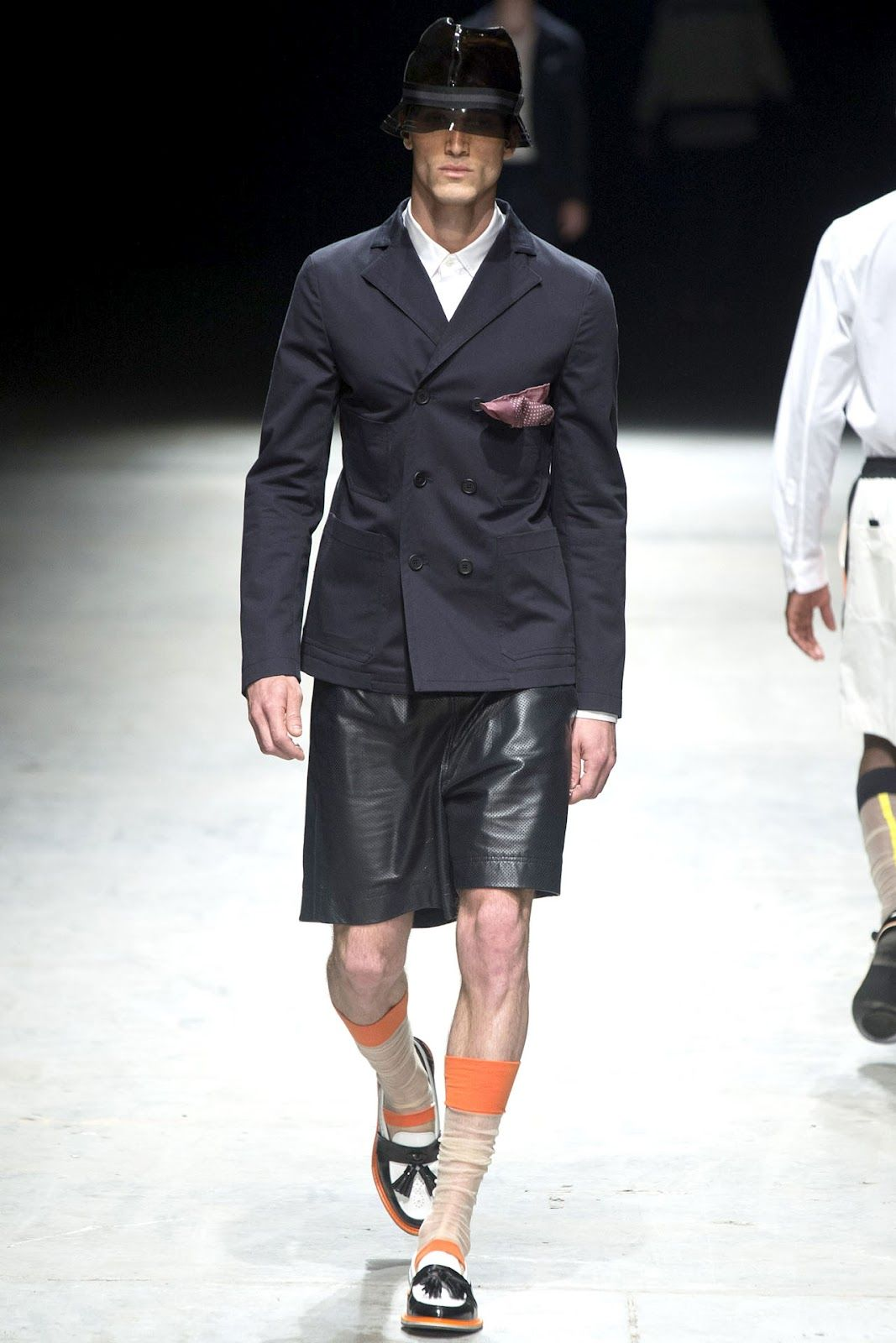 ANDREA POMPILIO 2013 S/S Mens outfits, Fashion, Style