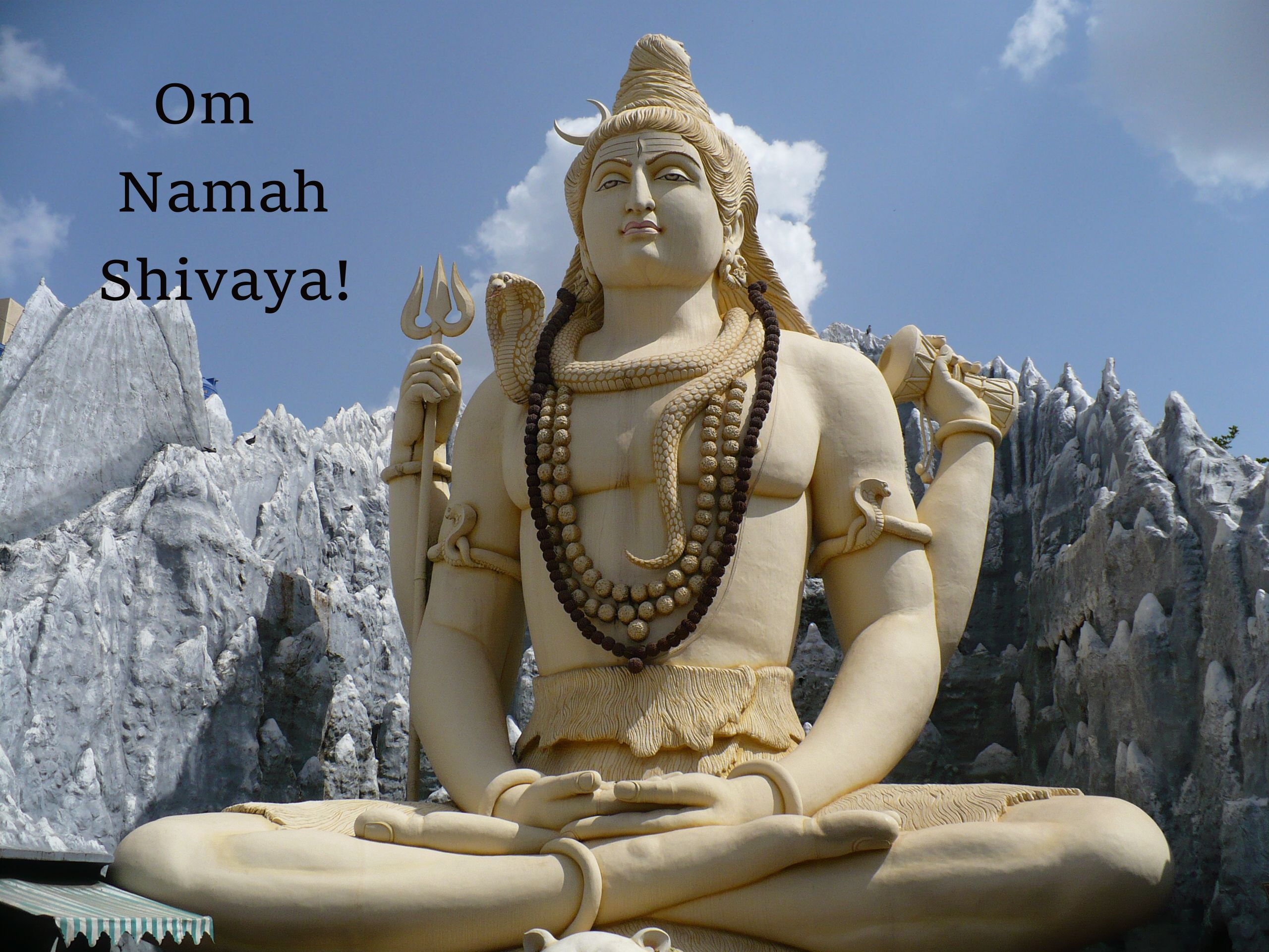 May the glory of Lord Shiva light up your day! ServiceBELL wishes you a Happy ‪#‎MahaShivaratri‬...